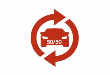 50/50 Remap